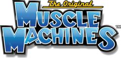 Maisto Muscle Machines