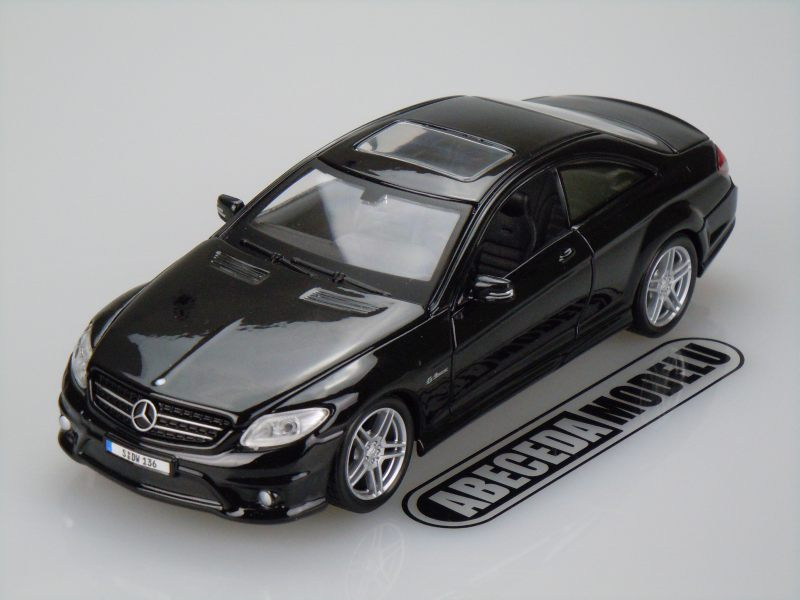 Mercedes Benz CL63 AMG