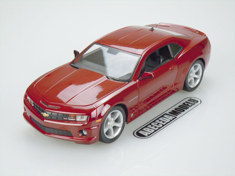Chevrolet Camaro SS RS 2010