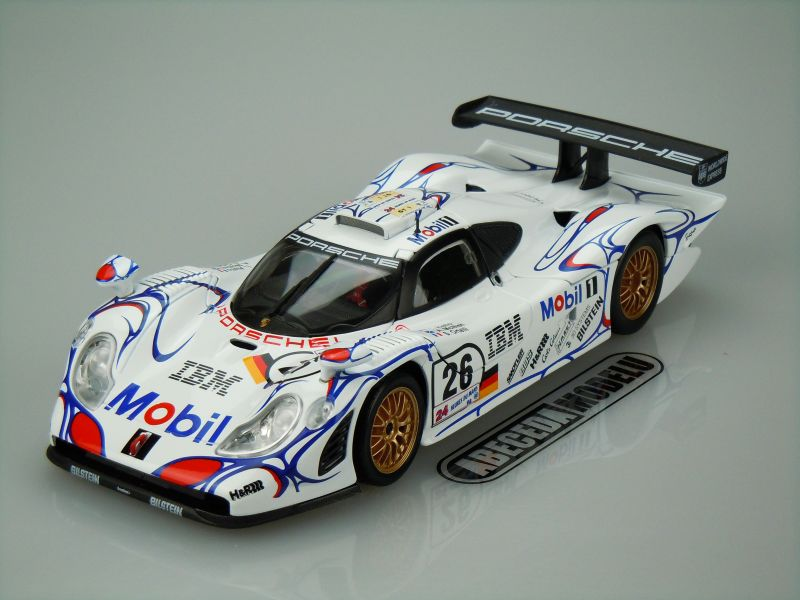 maisto 1 18 porsche 911 gt 1998 le mans white code maisto 38800. Black Bedroom Furniture Sets. Home Design Ideas