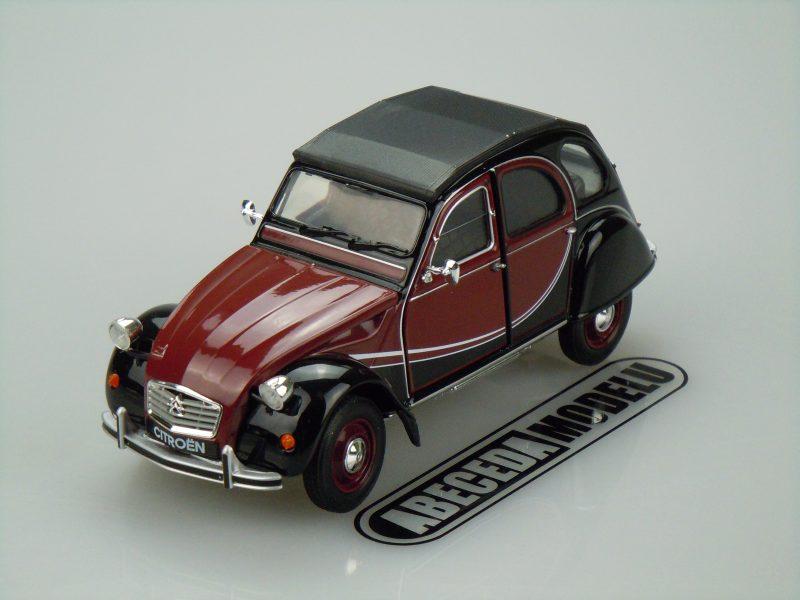 Welly Citroën 2CV 6 Charleston 1:24