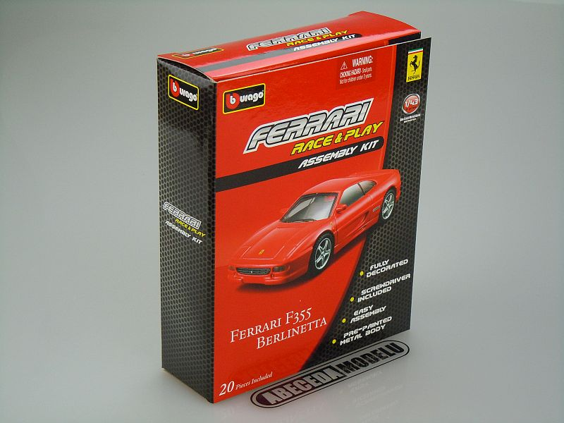 Ferrari F355 Berlinetta Kit