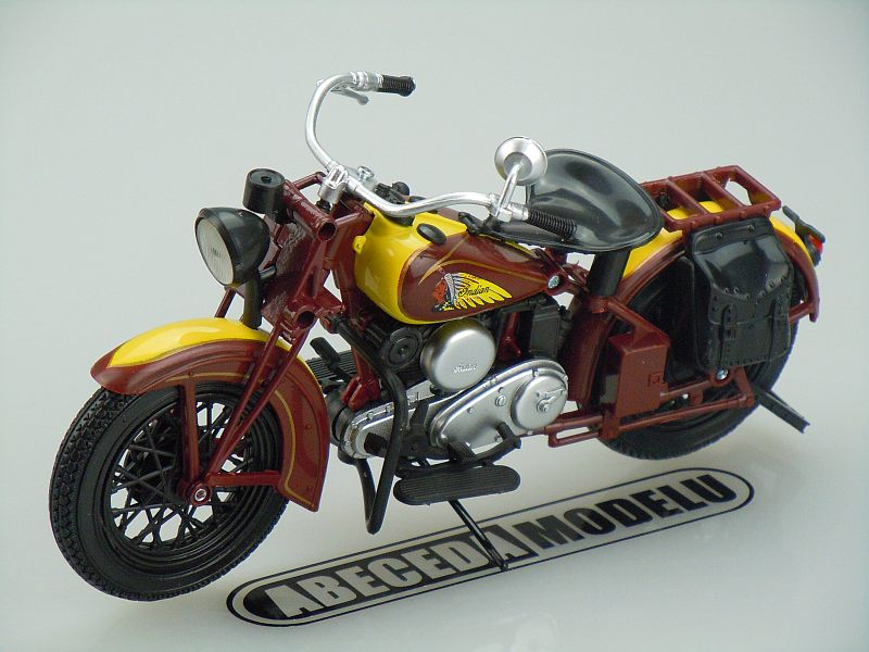 Indian Sport Scout 1934