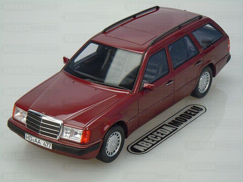 Bos models 1 18 mercedes benz e class 300 te station wagon for Mercedes benz model codes