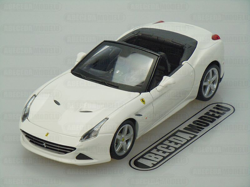 Ferrari California T (open top)
