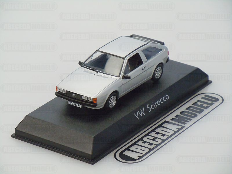 VW Scirocco ll 1981