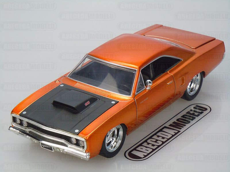 Plymouth Road Runner Dom's Fast & Furious 7