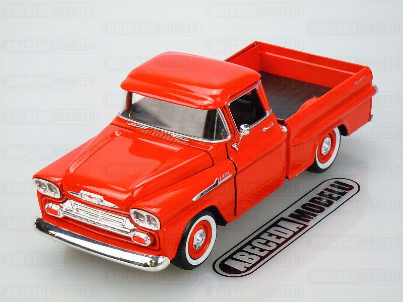 Chevrolet Apache Fleetside Pickup 1958