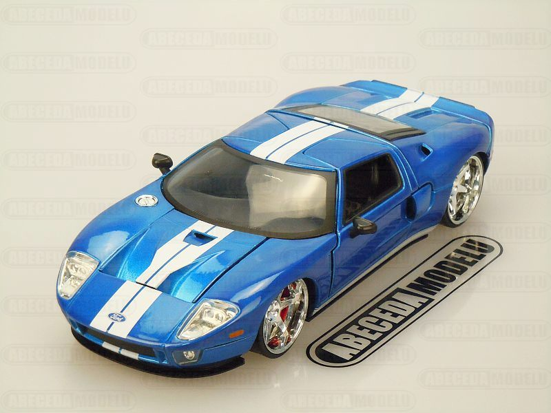 Ford GT Fast & Furious 7