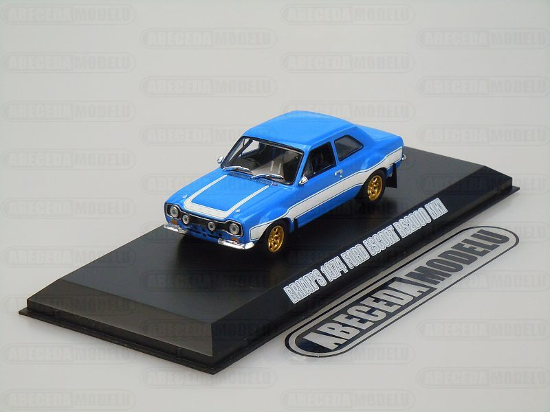 FORD ESCORT RS2000 MKI 1974 BRIAN'S DAST & FURIOUS 6