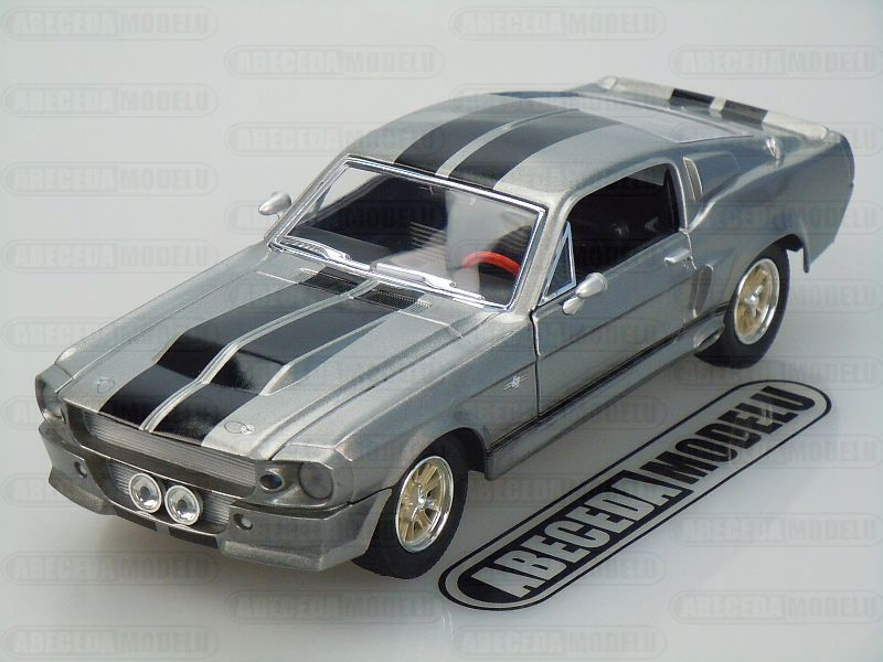 "Ford Mustang GT500 Shelby ""Eleanor"" 1967"