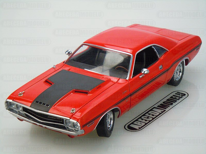 Dodge Challenger R/T 1970 Hawaii Five-O
