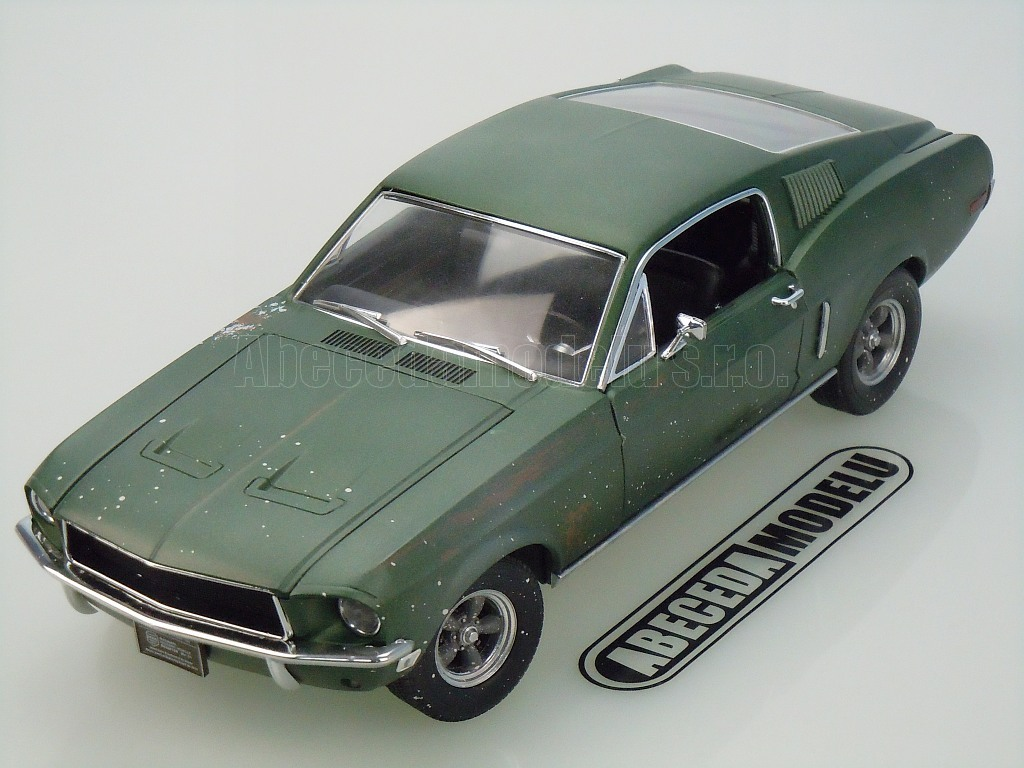 Ford Mustang GT 1968 Fastback Unrestored