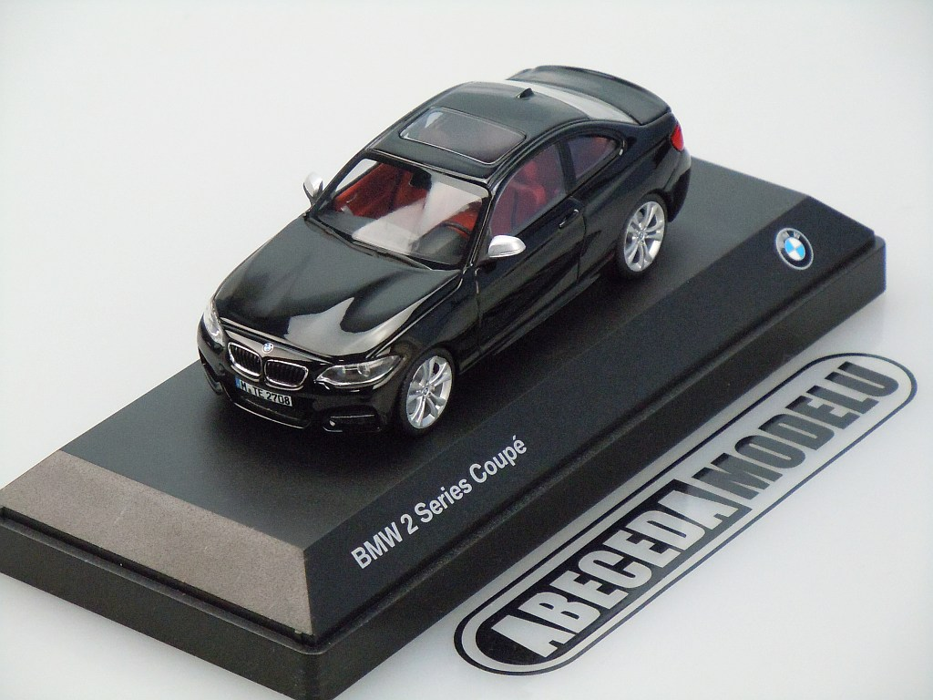 Minichamps BMW 2 Series Coupé 2014 1:43