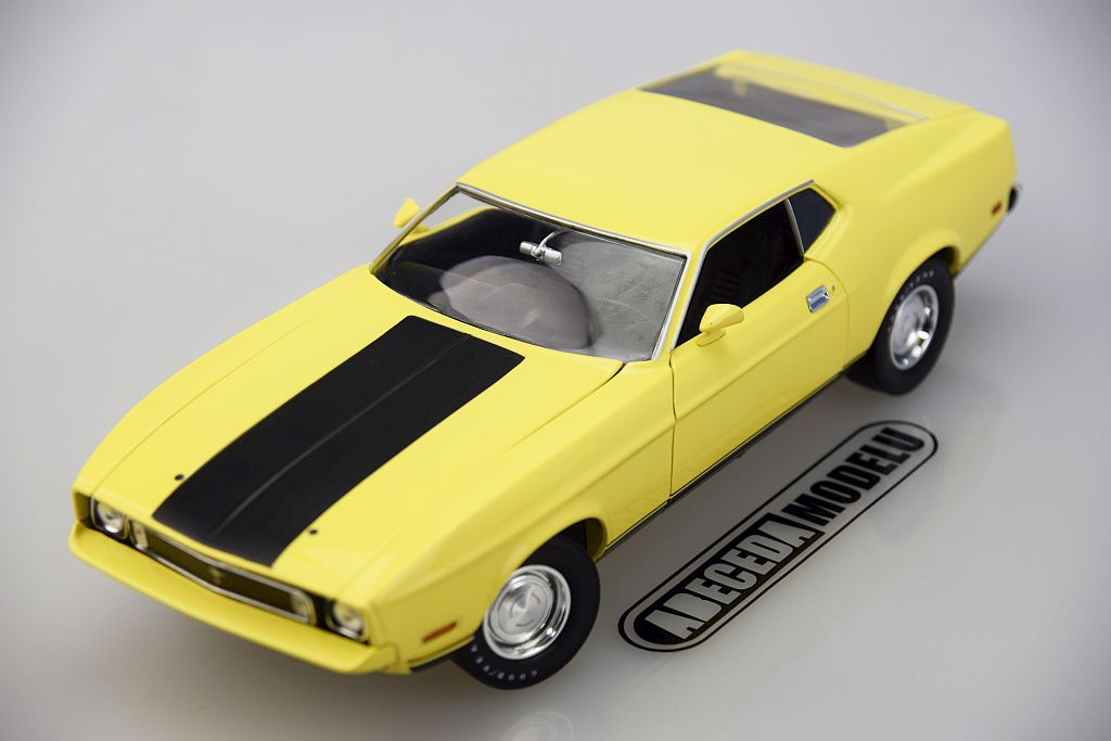 "Ford Mustang Mach 1 ""Eleanor"" 1973"