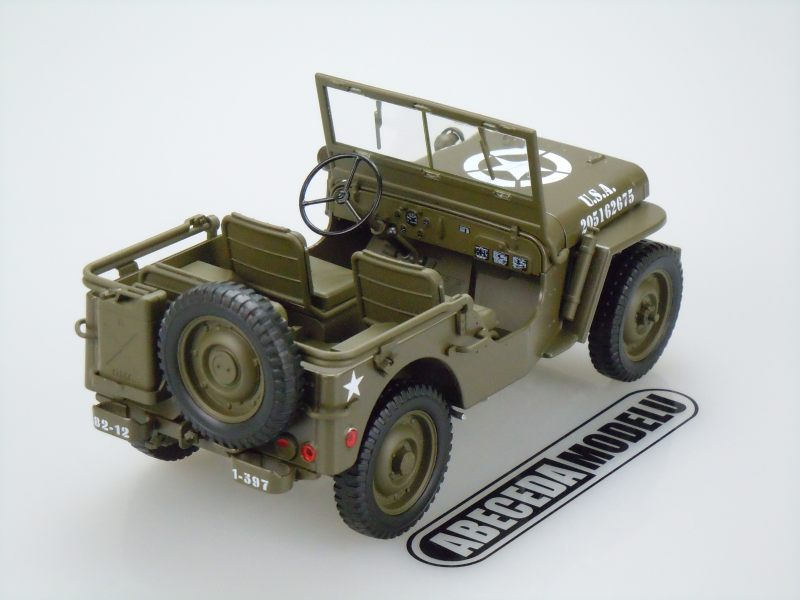 Jeep Willys MB U.S. Army 1941