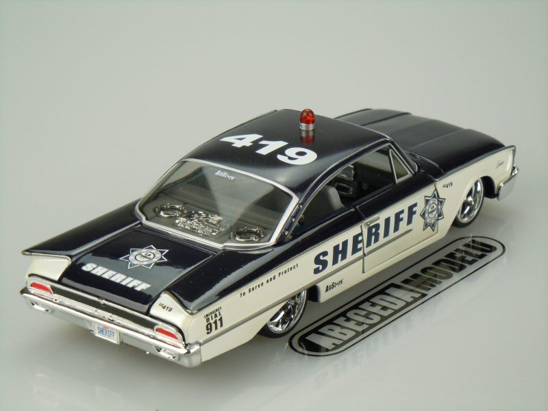 Ford Starliner 1960 Sheriff
