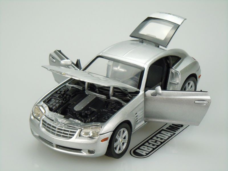 Chrysler Crossfire 2002