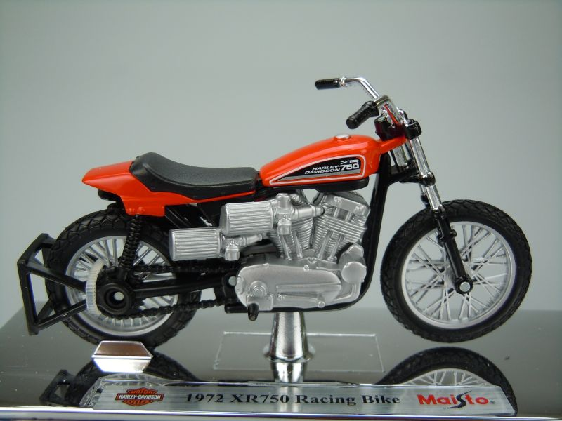 Harley-Davidson 1972 XR750 Racing Bike