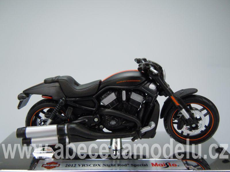 Harley-Davidson 2012 VRSCDX Night Rod Special
