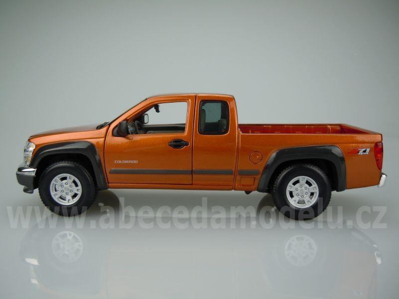 Chevrolet Colorado 4x4 2004