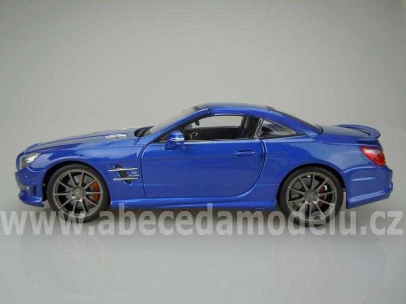 Mercedes Benz SL63 AMG Hard Top