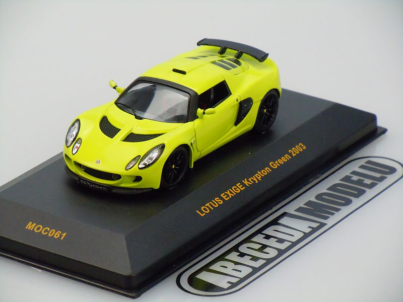 Lotus Exige Krypton 2003