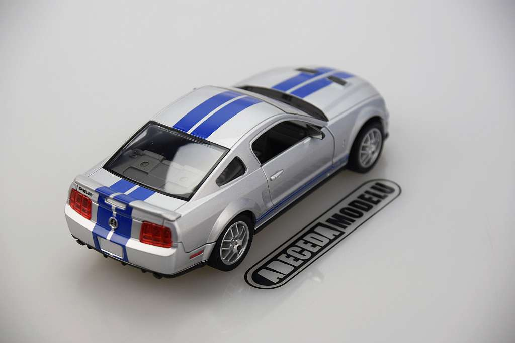 Ford Shelby GT500 2007