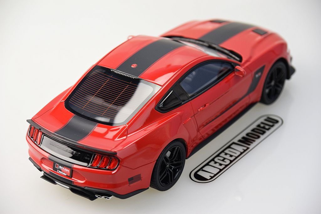 Ford Mustang Roush Stage 3 2019