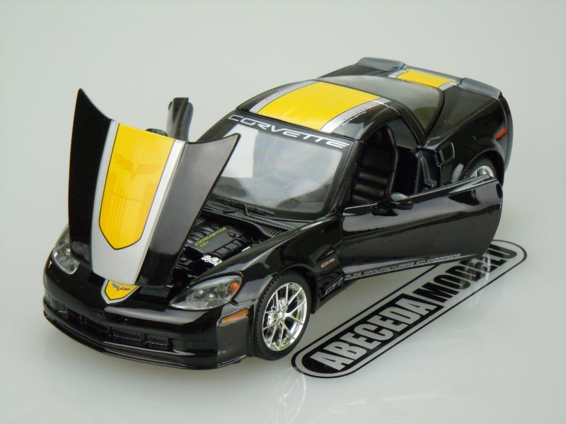 Chevrolet Corvette Z06 GT1 2009 Commemorative Edittion