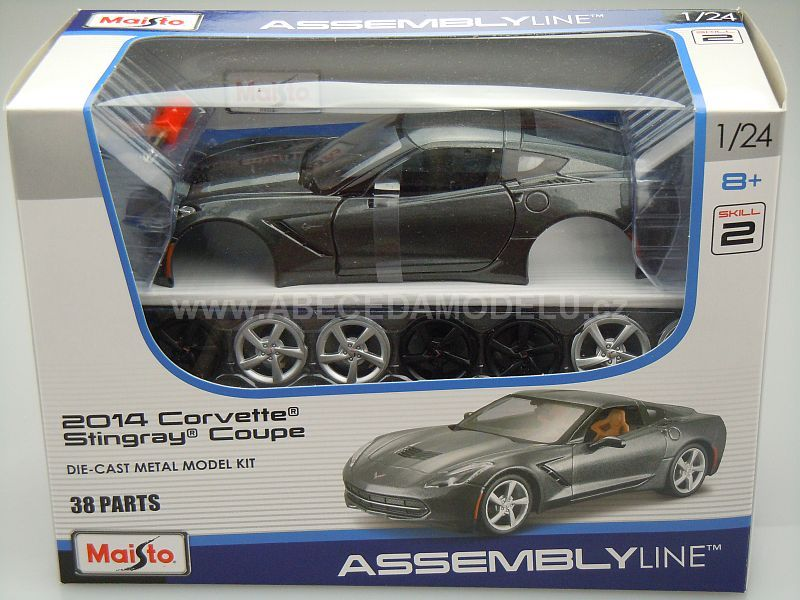 Chevrolet Corvette Stingray Coupe 2014 Kit