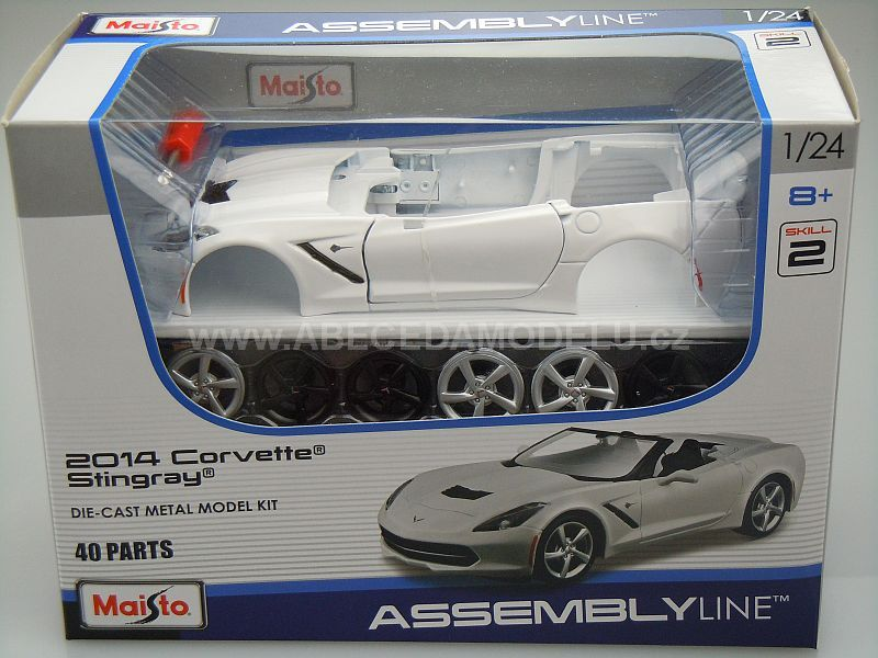 Chevrolet Corvette Stingray 2014 Kit
