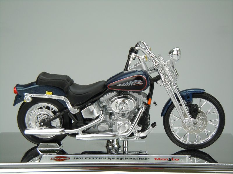 Harley-Davidson 2001 FXSTS Springer Softail