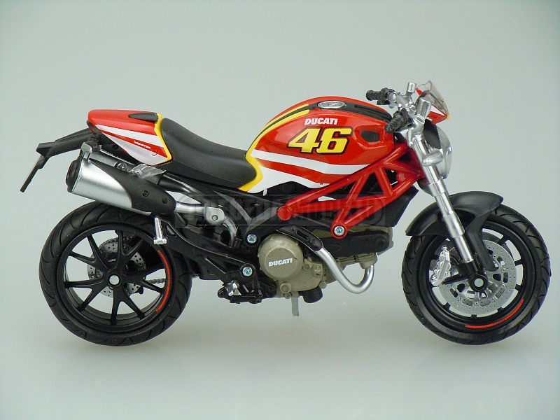 Ducati Monster 796 No.46 V.Rossi