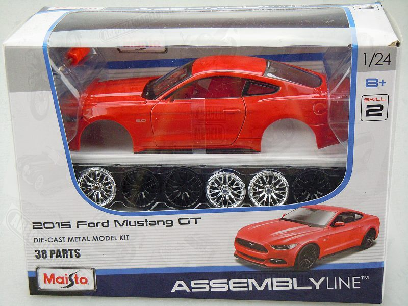 Ford Mustang GT 2015 Kit