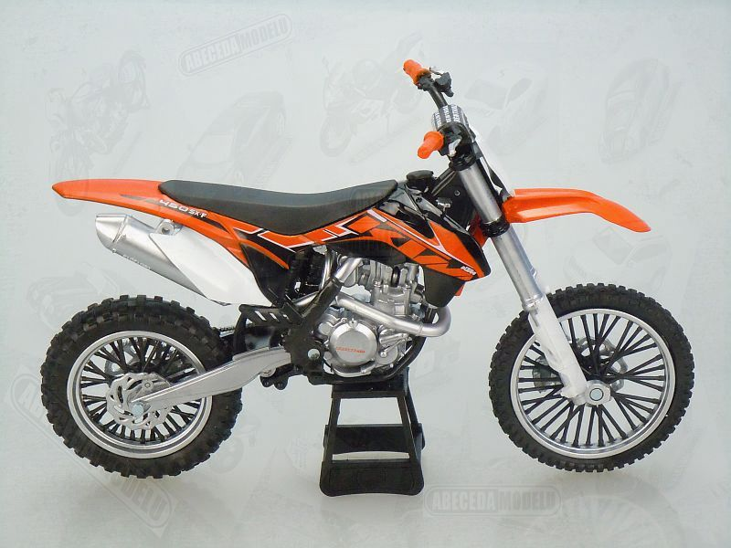 KTM 450 SX-F Dirt Bike 2014