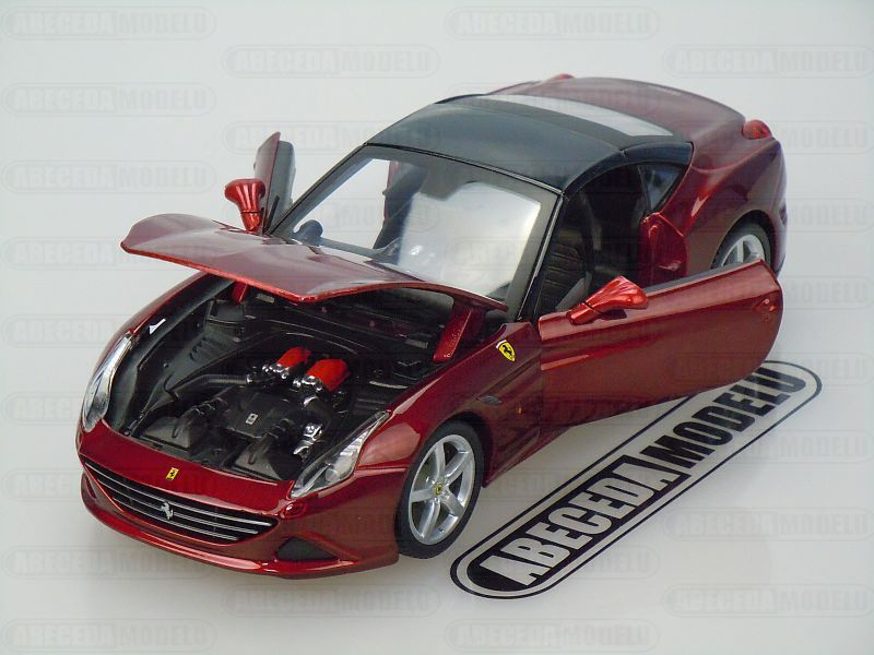 Ferrari California T ( closed top )