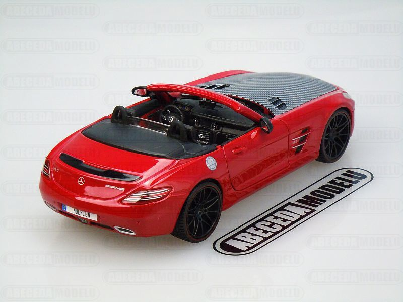 Mercedes Benz SLS AMG Roadster