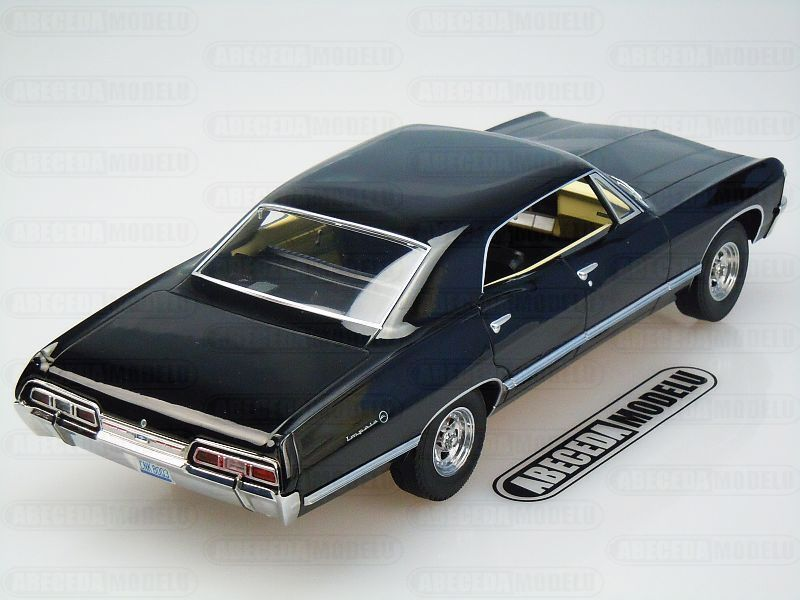 Chevrolet Impala Sport Sedan 1967 Supernatural