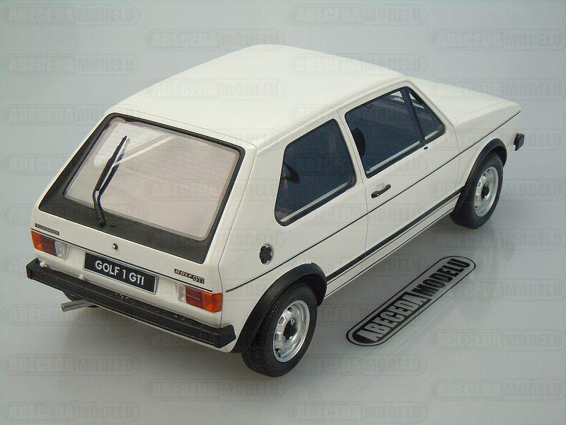 ottomobile 1 12 volkswagen golf l gti white g024. Black Bedroom Furniture Sets. Home Design Ideas