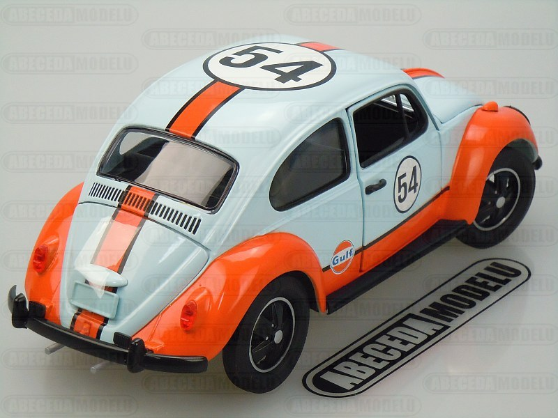 VW Beetle Gulf No.54
