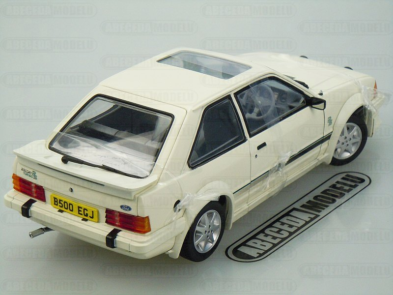 Ford Escort RS Turbo 1984