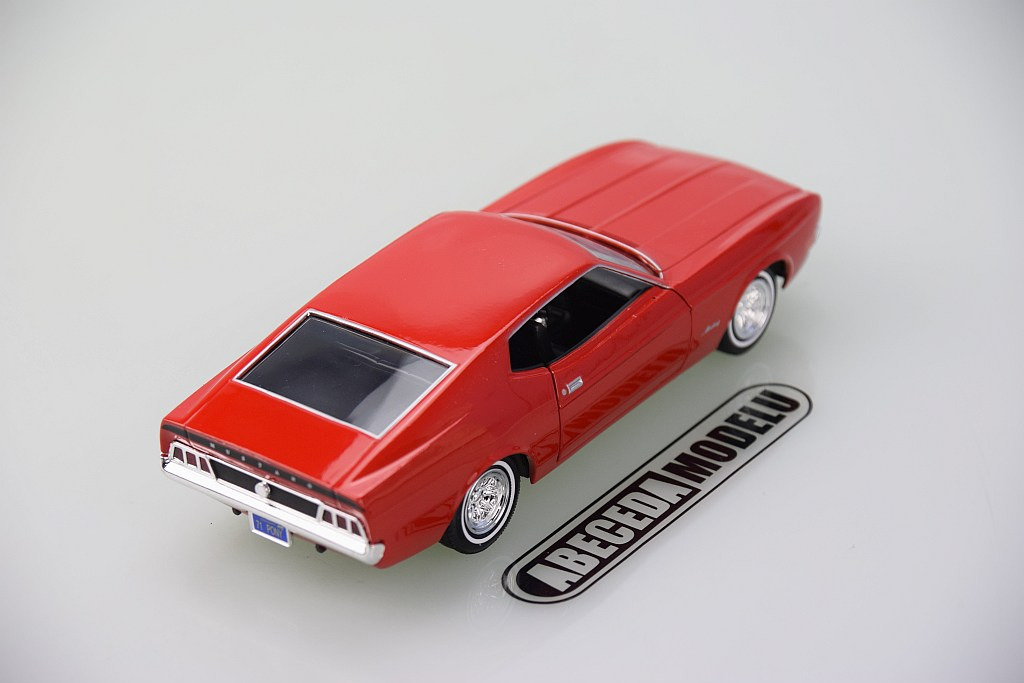 Ford Mustang Sportsroof 1971