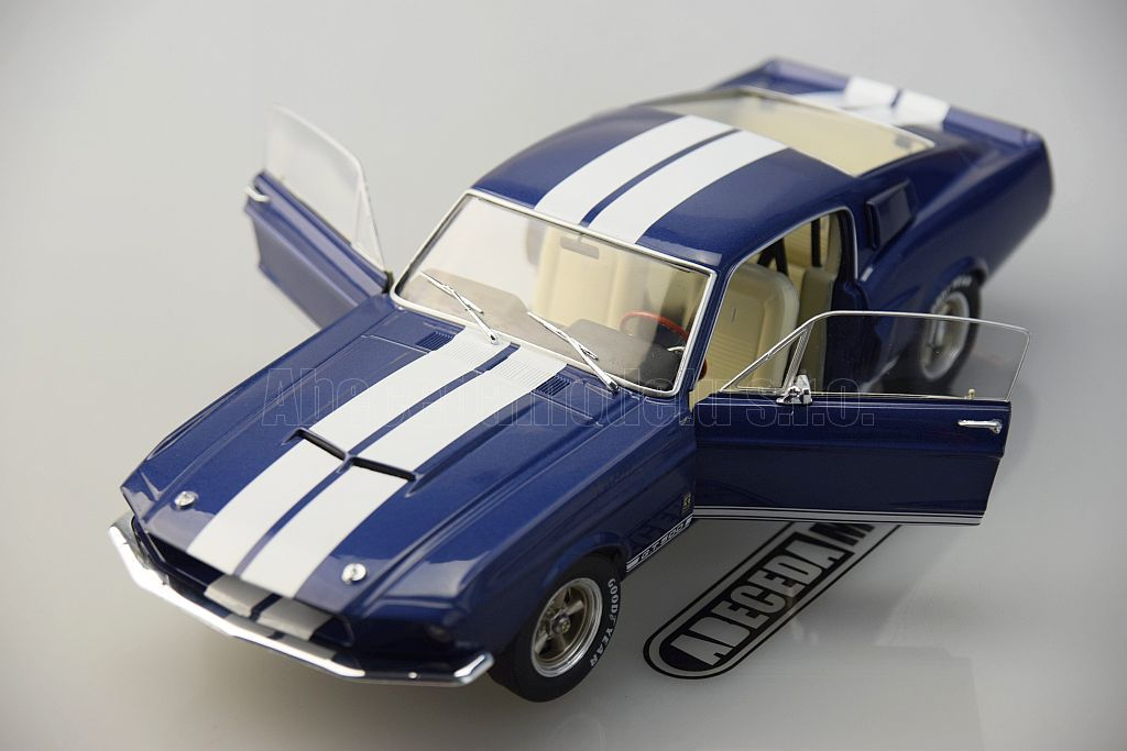 Ford Shelby Mustang GT500 Coupe 1967