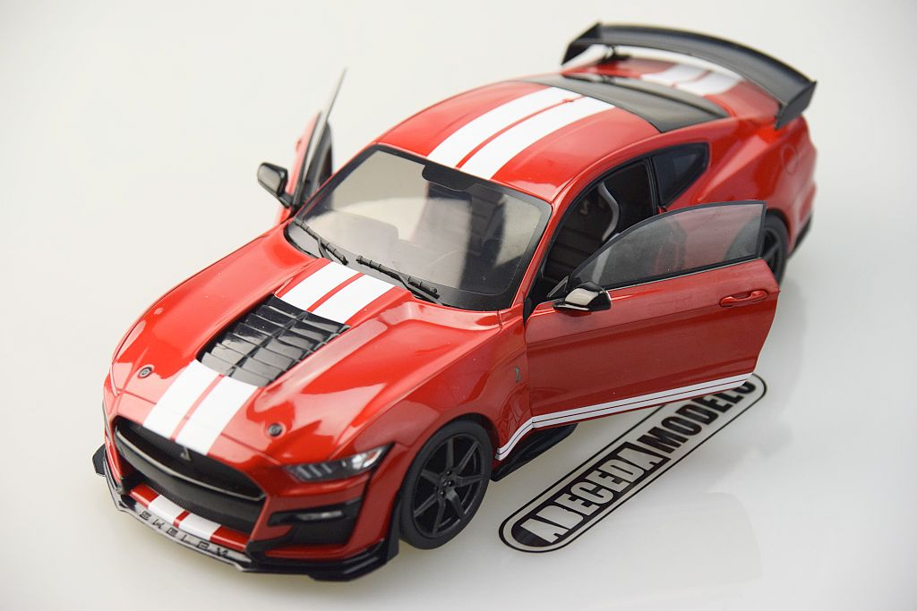 Ford Mustang Shelby GT500 2020 Fast Track