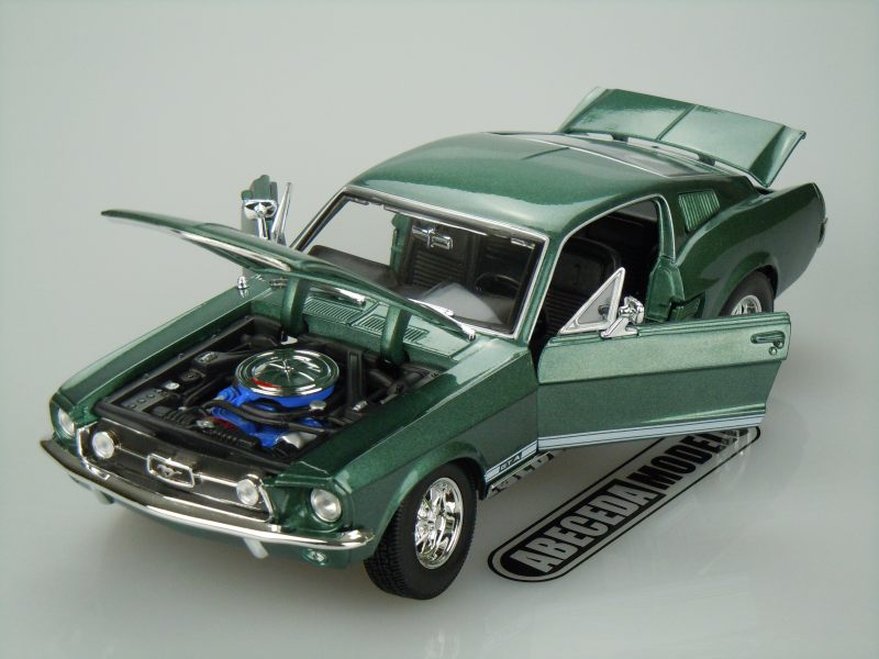 Ford Mustang GTA Fastback 1967