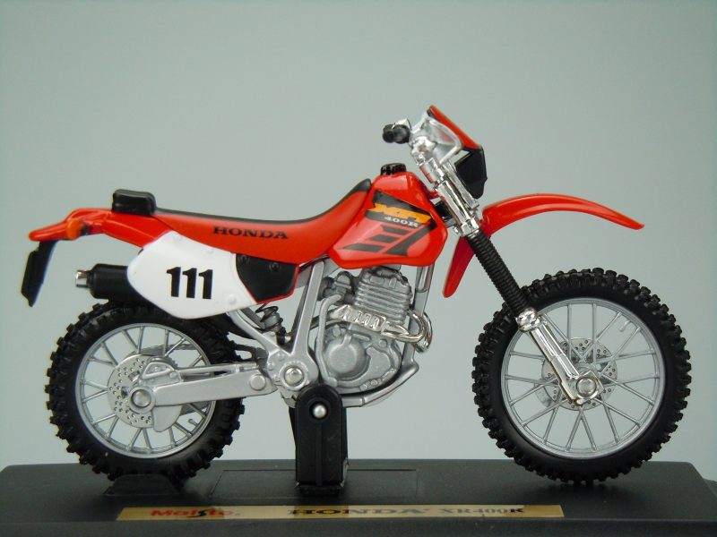 Honda XR400R No.111