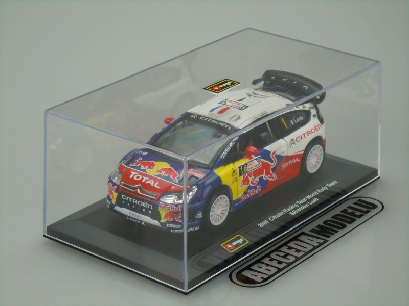 Citroen Total WRT ( Loeb ) No.1 2009