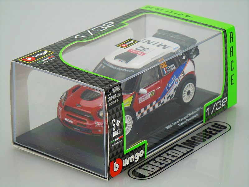 Mini John Cooper Works WRC 2012 No.52 Campana