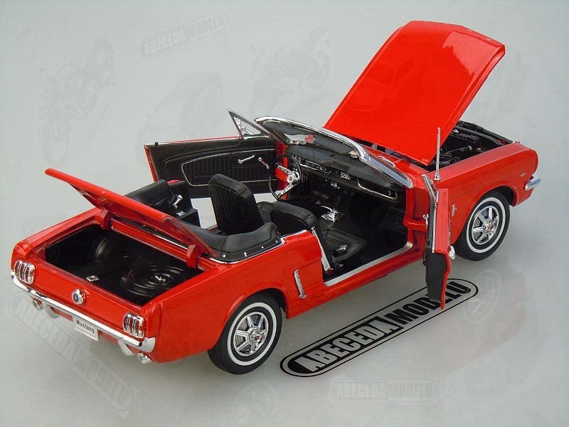 Ford Mustang 1/2 1964 Cabrio